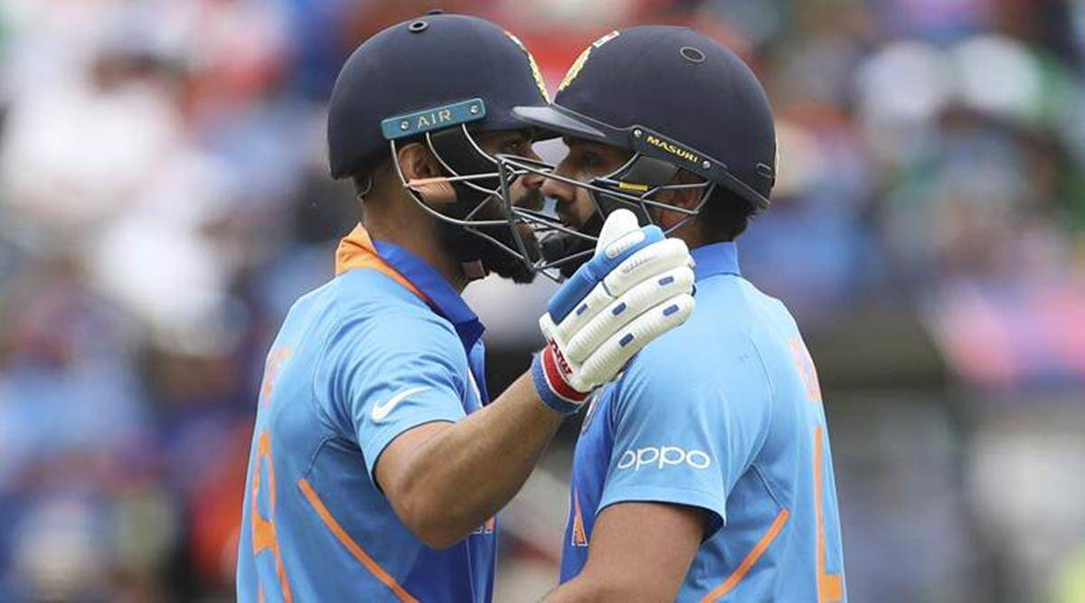 Virat Kohli, Rohit Sharma might remain stranded as Indian cricketers return  to training | Sports News,The Indian Express