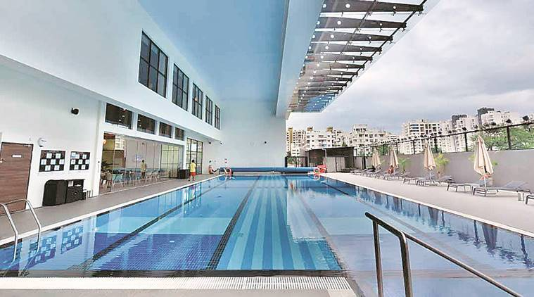 On bengaluru mumbai expressway in a first warm water - How to warm up swimming pool water ...
