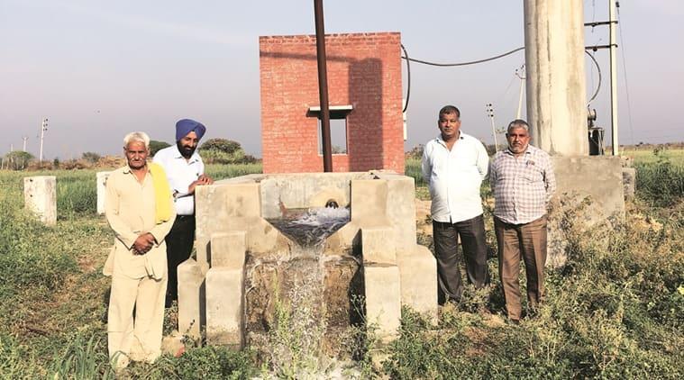 Punjab news, Punjab water supply, Punjab Rural Water Supply and Sanitation Project, drinking water in Punjab, Indian Express news