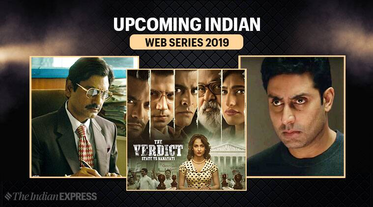Upcoming Indian web series of 2019