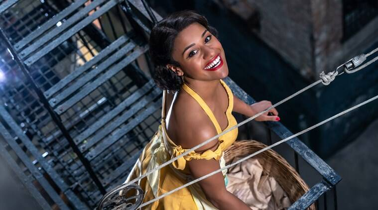 West Side Story makers reveal first look of Ariana DeBose as Anita