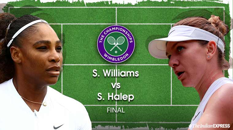 Simona Halep thwarts Serena Williams' history bid with Wimbledon final victory