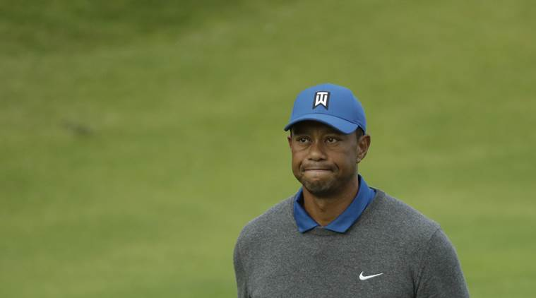 Struggling Tiger Woods says 'Father Time' catching up with him