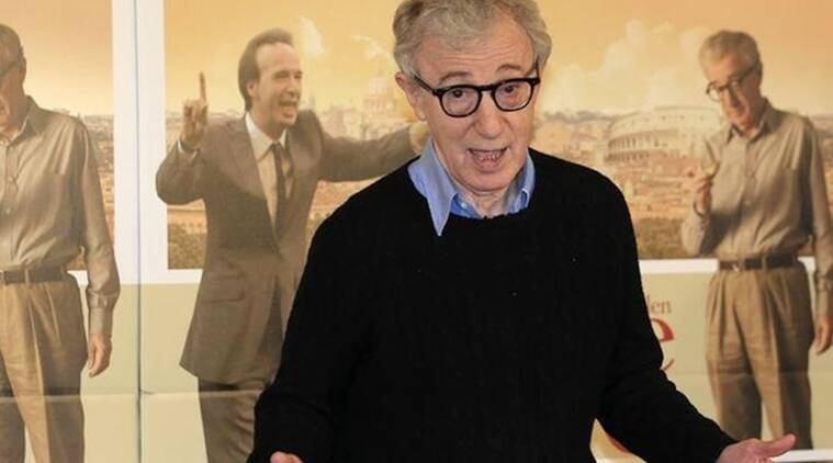 Woody Allen: I don't think of retiring
