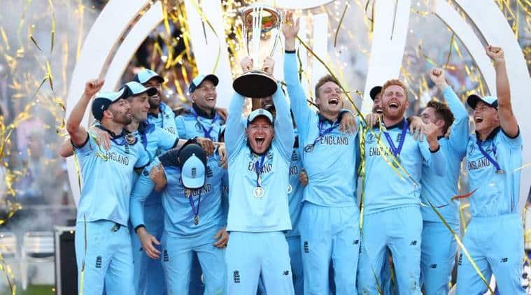 इंग्लैंड क्रिकेट विश्व कप 2019 का विजेता