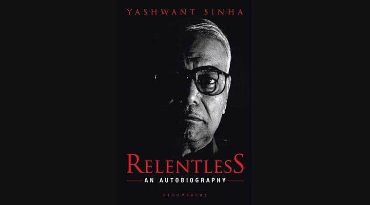 Relentless: An Autobiography, Yashwant Sinha, Yashwant Sinha Autobiography, General pervez Musharraf, Musharraf in india 2001, india pakistan agra meet,