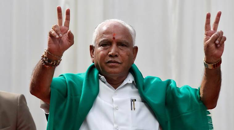 Karnataka floor test LIVE updates: Newly sworn-in CM B S Yediyurappa confident of proving majority