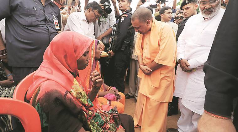Sonbhadra killings, Sonbhadra UP, UP Sonbhadra killings, Yogi Adityanath, Sonbhadra UP murders, Indian Express