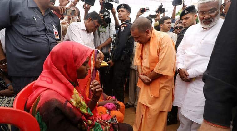 sonbhadra killings, sonbhadra killings case, yogi adityanath, yogi adityanath news, yogi adityanath sonbhadra killings, sonbhadra clash, sonbhadra kand, india news, lastes news