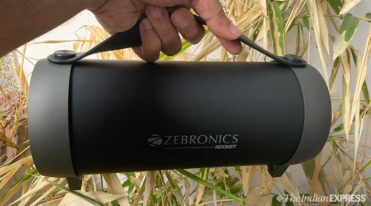 zebronics rocket, zebronics rocket review, zebronics, zebronics rocket speakers review, zebronics speakers