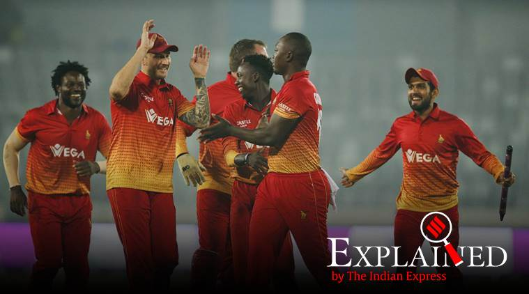 Explained: What ICC's decision to suspend Zimbabwe from international cricket means