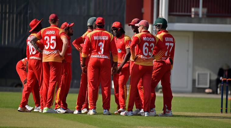 Zimbabwe Cricket suspended by ICC following `government interference`