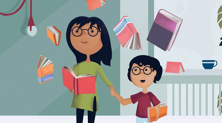 children books, need to read children books, why read children books, joy of reading children books, indian express, indian express news
