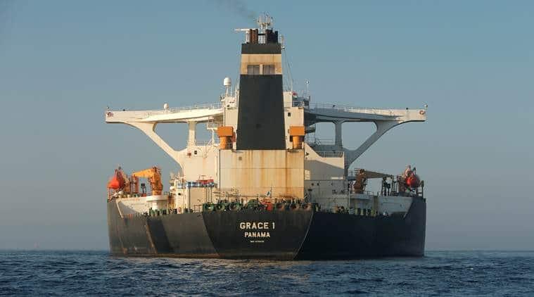 US unveils warrant to seize Iran ship stuck at Gibraltar