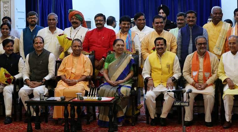 UP: Adityanath expands Cabinet, Muzaffarnagar riot accused finds place