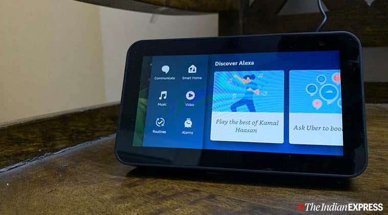 Amazon Alexa Echo show 5 review