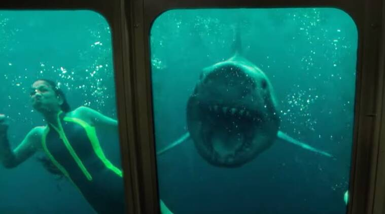 47 Meters Down Uncaged rating