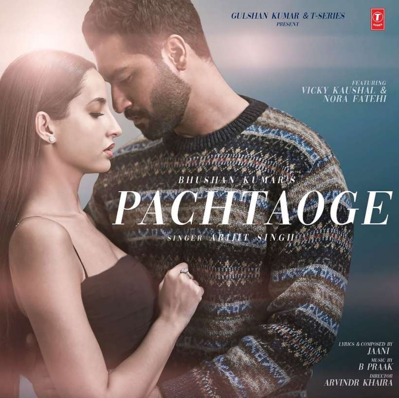 vicky kaushal new song