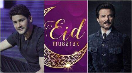 Celebrities share Eid wishes on social media