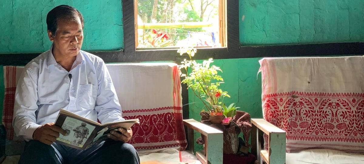 Former ULFA militant pulls the trigger on change, with love, brotherhood and honesty