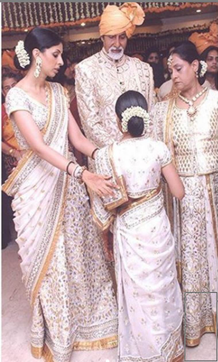 Abhishek Bachchan wedding, Unseen pictures, Indian Express, Indian Express news