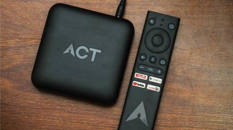 ACT Stream TV 4K, ACT Stream TV 4K review, ACT Stream TV 4K price, ACT Stream TV 4K review, What is ACT Stream TV 4K, ACT Stream TV 4K streaming box, ACT Stream TV 4K price in India, ACT Stream TV 4K sale, ACT Stream TV 4K features