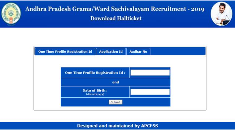 AP Grama Sachivalayam admit card released: Check how