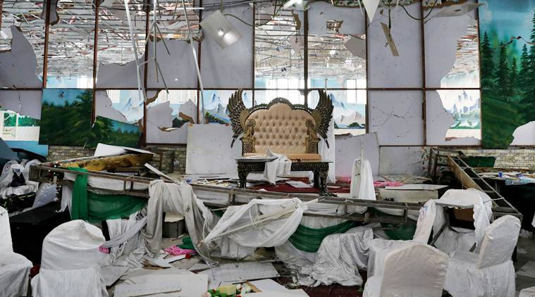 afghanistan wedding blast Kabul, Islamic state attack in Kabul, Kabul Wedding attack, IS attack Afghanistan, Afghanistan ISIS