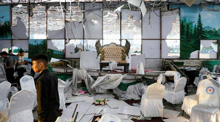 63 killed, 182 wounded in Kabul wedding blast