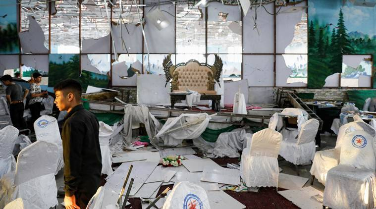 Taliban afghanistan blast, afghanistan wedding blast in Kabul, Taliban attack in Kabul, US Taliban peace talks in afghanistan