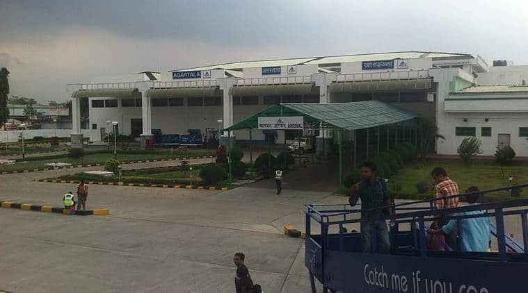 Maharaja Bir Bikram airport, mbb airport, agartala airport, airport in tripura, mbb airport development, tripura news