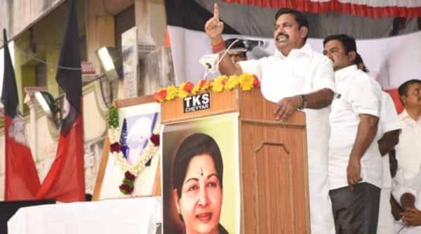 Vellore Lok Sabha election, Kathir Anand, AC Shanmugam, DMK, MK Stalin, AIADMK, Edappadi K Palanisamy, Jayalalithaa, Muslim votes, Triple Talaq, Chennai news, Tamil Nadu News, Indian Express News