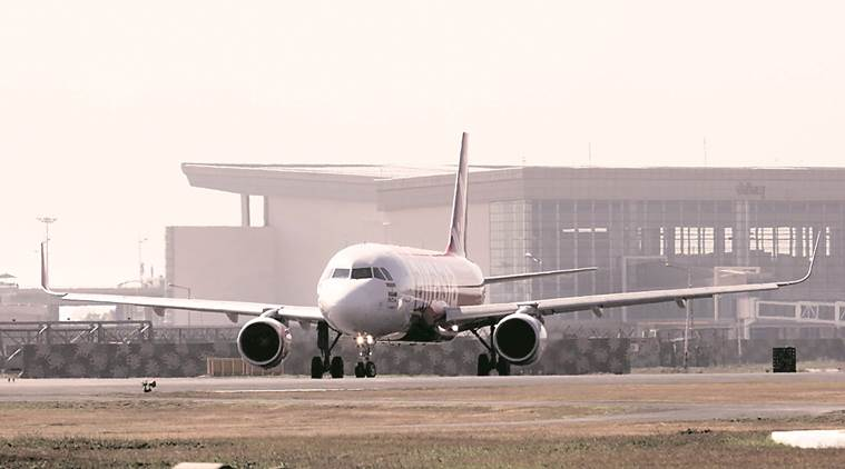 Flight aborted landing due to dogs at Goa airport runway, claims passenger