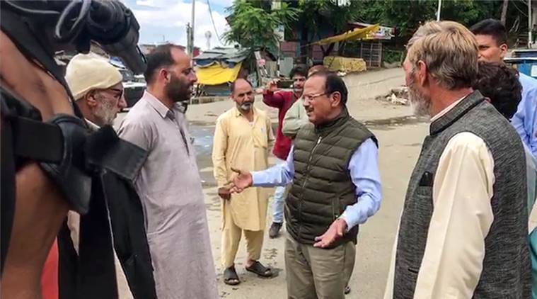 kashmir, article 370, article 35a, ajit doval, ajit doval in kashmir, ghulam nabi azad
