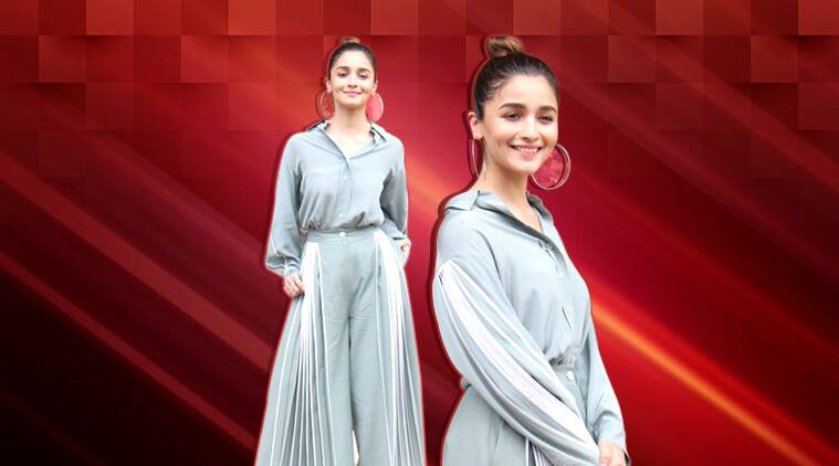 Prada song launch: Alia Bhatt keeps things chic and stylish in this outfit from Bodice