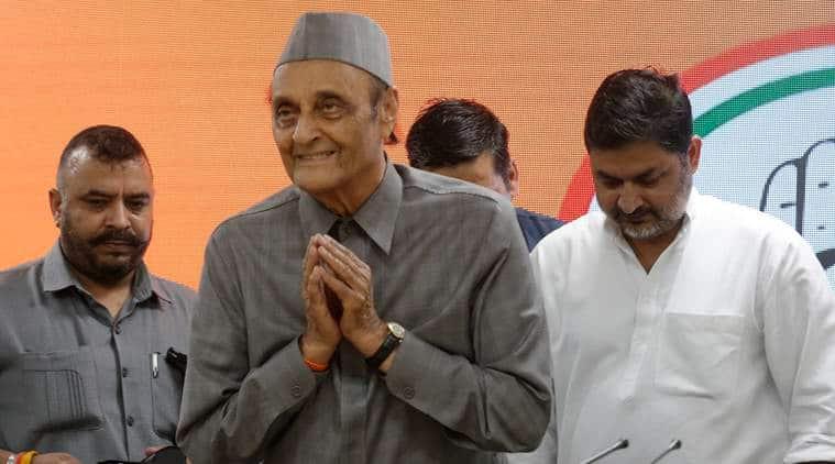 kara singh, karan singh jk move, jammu kashmir, jk article 370, maharaja hari singh, indian express, jammu kashmir news