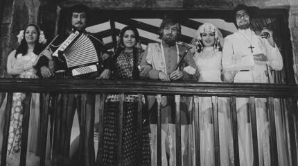 Amar Akbar Anthony: How a 1970s film spoke of India as a robust, democratic and plural space