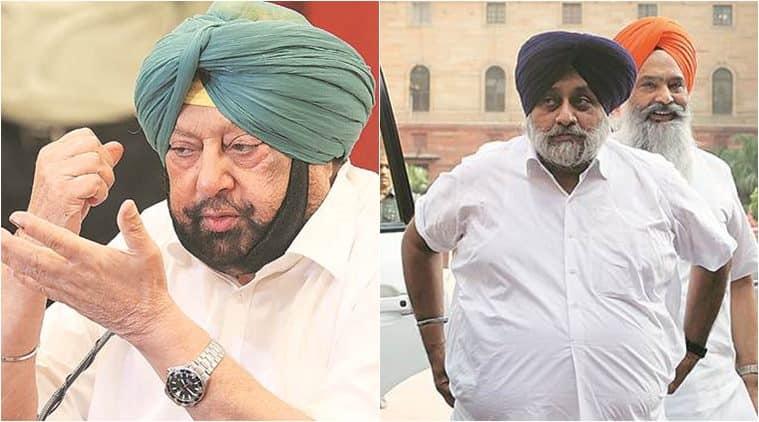 Captain Amarinder Singh slams Sukhbir Badal for trying to defame ex-PM Rajiv Gandhi