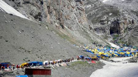 Amid spike in Covid-19 cases, J&K prepares for Amarnath Yatra via shorter route