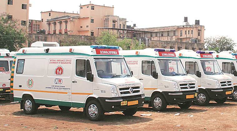 Pune rains: Four days, over 6,300 calls to 108 ambulance service
