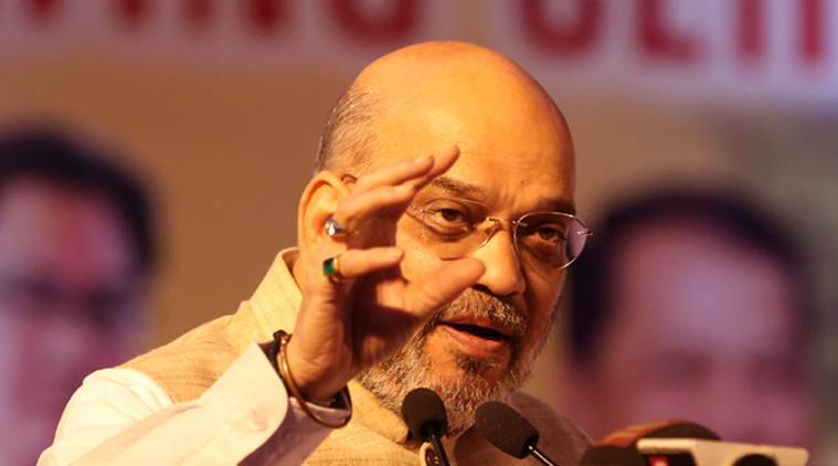 Amit Shah meets Interpol chief, conveys concern over delay in issuance of Red Corner Notices