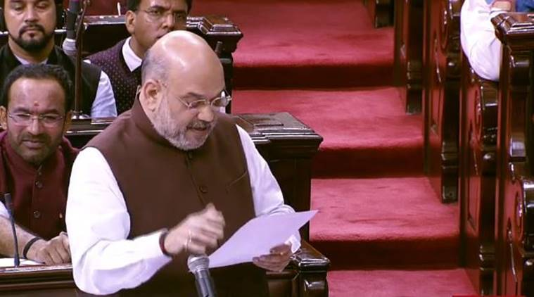 Article 370, Kashmir Article 370, Kashmir issyue Parliament, Kashmir Lok Sabha, Kashmir issue Rajya Sabha, Parliament LIVE update, Parliament news update, Parliament Kashmir, Congress Kashmir, PDP Kashmir issue, Paliament news LIVE, LIVE parliament news, Indian Express