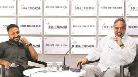 anand sharma, congress, anand sharma on Kashmir, Congress president, Rahul Gandhi, narendra Modi, idea exchange, anand sharma indian express interview, anand sharma congress rahul gandhi, indian express news