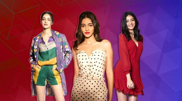 Ananya Panday, Ananya Panday monsoon, monsoon fashion, bollywood fashion, monsoon style, Ananya Panday pictures, indian express, indian express news, mumbai monsoon, monsoon in mumbai