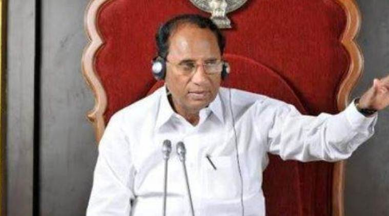 Andhra Pradesh: Former Speaker lifts computers from office, now thieves steal them from his office