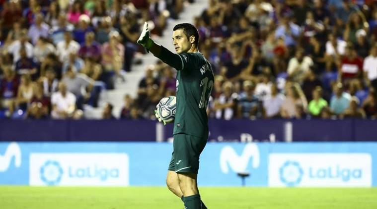 'Indignant' Villarreal's Andres Fernandez slams penalty re-take due to VAR review