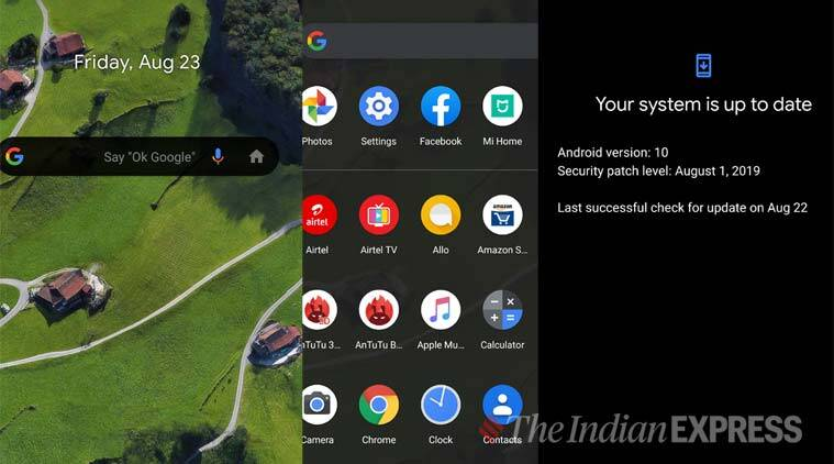 Google, Google Android Q, Android 10, Android 10 update, Android 10 list of phones, Android Q, Android Q list of phones, Android 10 release date, Android 10 date, Android features