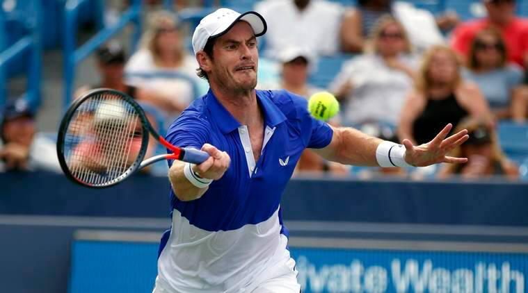 Andy Murray advances to second round at European Open