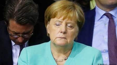 germany angela merkel co2 plan, carbon emission germany plan, german chancellor angela markel