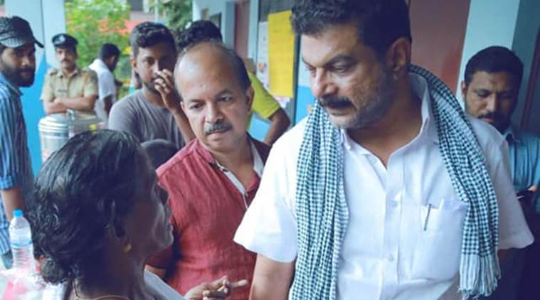 Kerala MLA breaks down at flood relief meet, pledges Rs 10 lakh contribution for 'Rebuild Kerala'